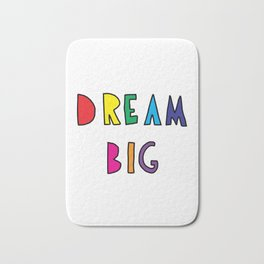 Dream Big Bath Mat