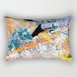 Lassoing Ghosts Rectangular Pillow