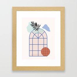 // Royal Gardens 02 Framed Art Print