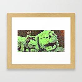 A Neverending Story? Framed Art Print