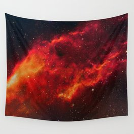 Nebula in Constellation Perseus Wall Tapestry