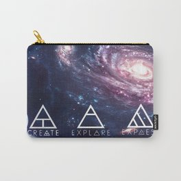 Galaxy create, explore, express Carry-All Pouch