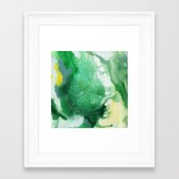 f1 Framed Art Prints featuring Naomi F1 by Patricia Vargas