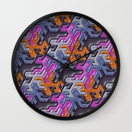 Geometrix 112 Wall Clock