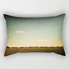 Of the Field Rectangular Pillow