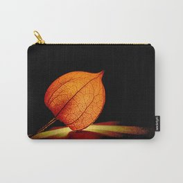 Lampionflower Carry-All Pouch