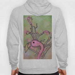 Flamingo Revenge Hoody