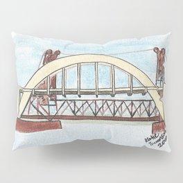 Robert Street Lift Bridge: St. Paul Pillow Sham
