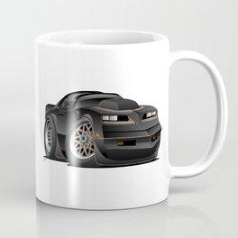 77 Classic Muscle Car Cartoon Coffee Mug