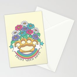 Fight with Love Stationery Cards