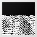 Half Knit  Black by projectm