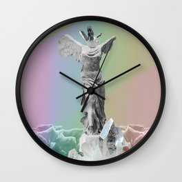 Positive State of Mind Wall Clock