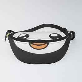 Funny Round Penguin Baby Kids Fanny Pack