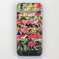 hippie iPhone & iPod Skins featuring Hippie Hippie Hourrah   by Djuno Tomsni