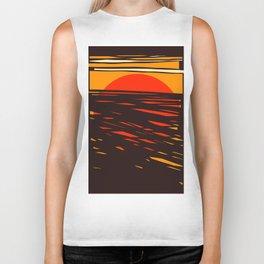 Sol del Desierto Biker Tank