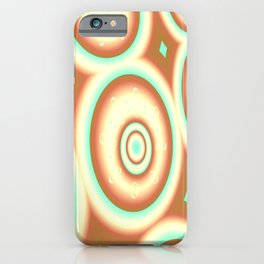 Within/Without (3D Digital Fractal Art) iPhone Case