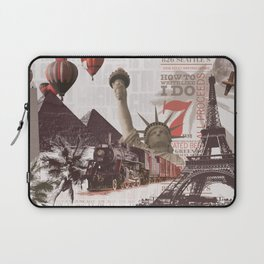 Multicultural Laptop Sleeve