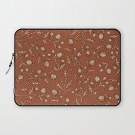 Thistle in Autumn Laptop Sleeve