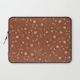 Thistle in Autumn Laptop Sleeve