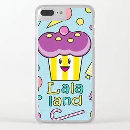 Cany Land Clear iPhone Case