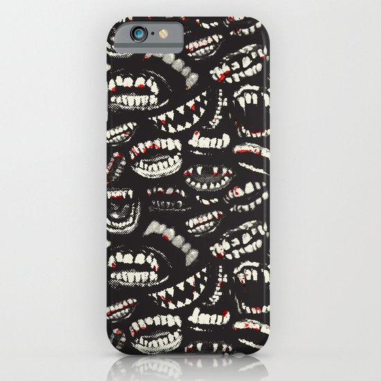 Monster Mouths iPhone & iPod Case