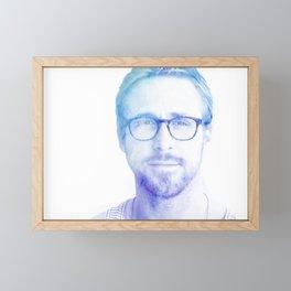 Gosling Framed Mini Art Print
