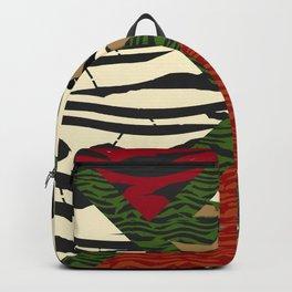 ANIMAL INPRINT Backpack