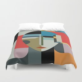 WOMAN OF WHEN Duvet Cover