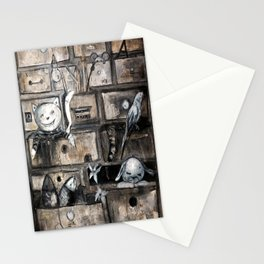 drawers Stationery Cards
