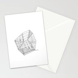 Shapes of Stockholm Stationery Cards