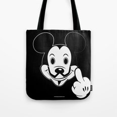 Mask Anonymouse Tote Bag