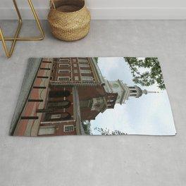 Philadelphia - Independence Hall Rug