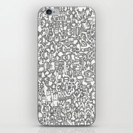 Find the Aquarium iPhone Skin