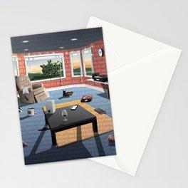 "Hippo Campus - ""Landmark"" Lyrics Stationery Cards"