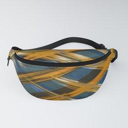 Plaid pattern Fanny Pack