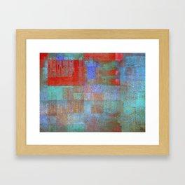 Balat Framed Art Print
