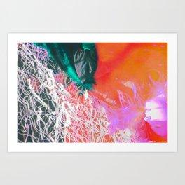 Tangy Dream Art Print