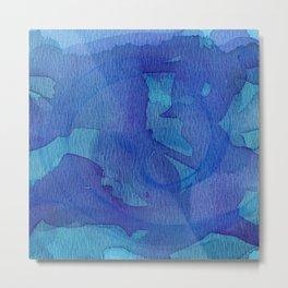 Abstract No. 143 Metal Print