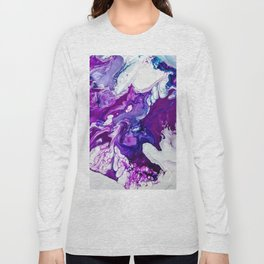 Dreaming in Amethyst Long Sleeve T-shirt