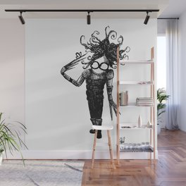 I Am Not Complete Wall Mural