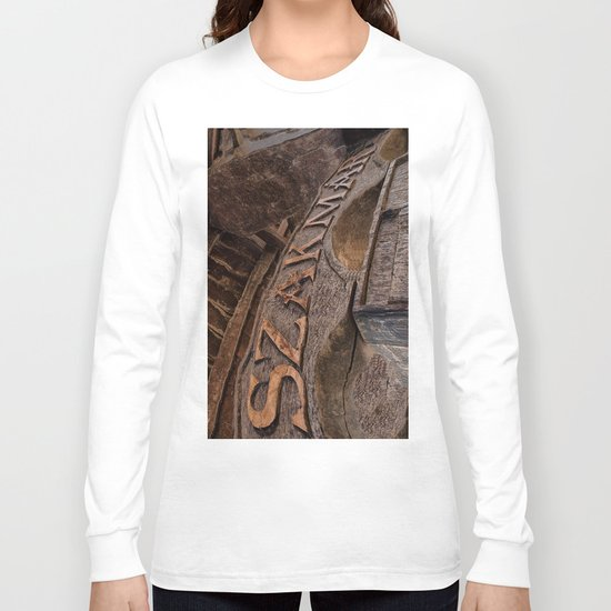 Hungary - Szakmar - Sign Long Sleeve T-shirt