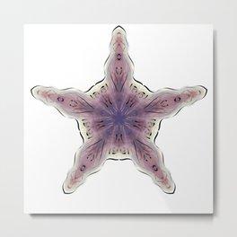 Fishtales: Starfish 6 Metal Print