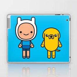 #48 Jake and Finn Laptop & iPad Skin