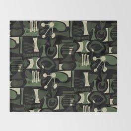 Kilauea Throw Blanket