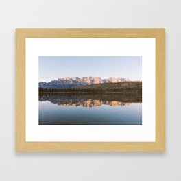 Celestine Ridge Framed Art Print