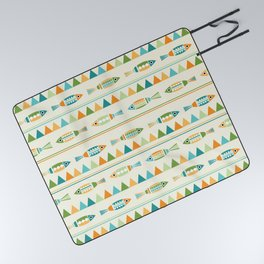 Scandy Fsh Picnic Blanket
