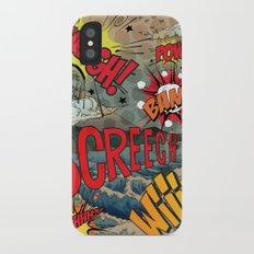Hiroshige Comic Pop Art iPhone X Slim Case