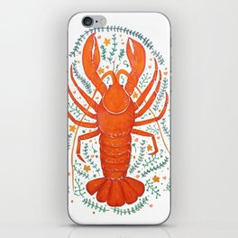 THERE'S NO CRAY LIKE HOME iPhone Skin
