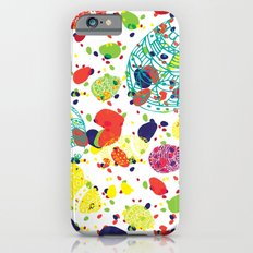Great  Easter messy Slim Case iPhone 6s