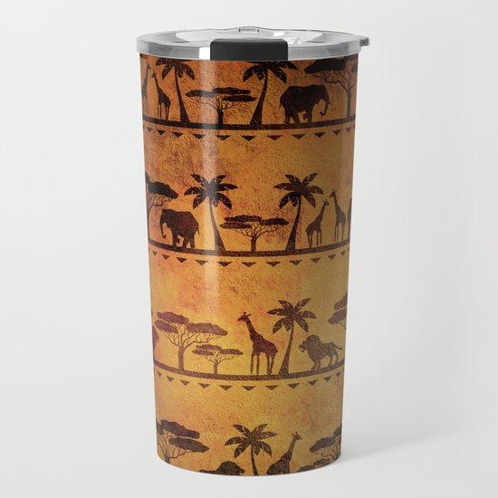 African Animal Pattern by robincurtiss